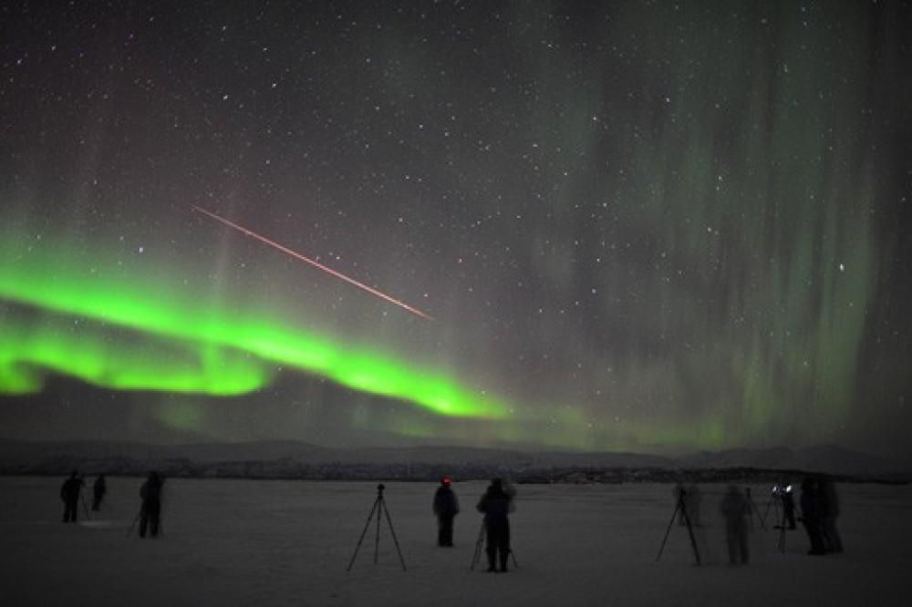 Nightly Aurora Photo Tour (Oct-Nov)