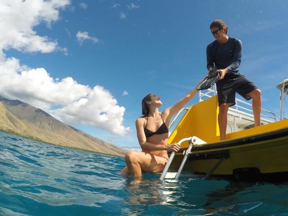 Lana'i Snorkeling & Dolphin Adventure