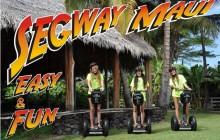 Lahaina Express Segway Tour