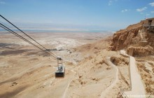Jerusalem, Masada and Dead Sea 2 Day Tour From Jerusalem