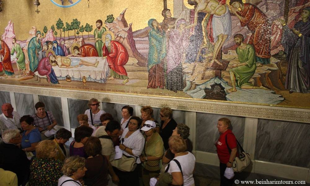 Christian Jerusalem: 2 Day Tour