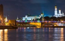 Private 3 Day Moscow Tour with a Friendly Guide