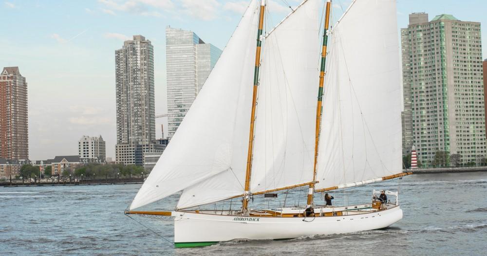 Day Sail To Statue Of Liberty on Adirondack