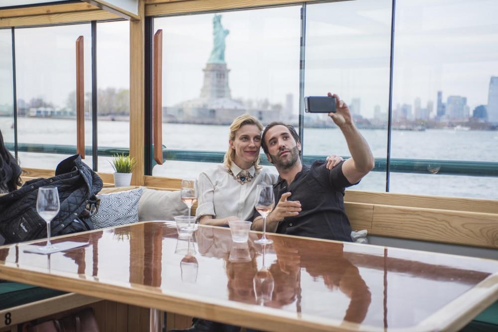 Statue & Skyline Sightseeing Cruise