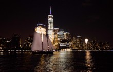 City Lights Sail On Adirondack