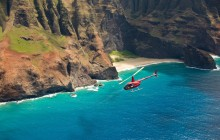 Extended: Kauai Private Island Helicopter Adventure