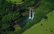 Big Island Waterfalls Helicopter Tour