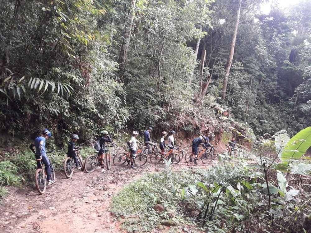 8c4725427ff The Highlander's Route - Doi Suthep Park Mountain Bike Trip ...