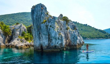 A picture of Croatia Weekend Sailing Trip