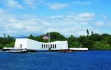 8:30am - Pearl Harbor, USS Arizona, & Honolulu City