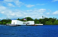 8:30am - DELUXE Pearl Harbor, USS Arizona, & Honolulu City