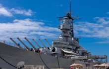 6:00am Stars & Stripes: USS Arizona & Battleship Missouri