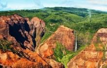 Kauai: Waimea Canyon Tour