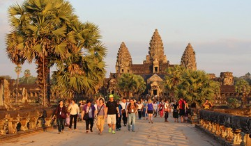 A picture of Private 2 Day Best of Angkor Wat + Tonle Sap Lake Tour