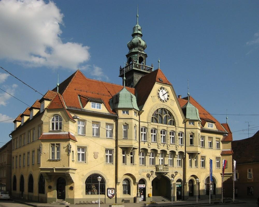 Ptuj - Old City Center