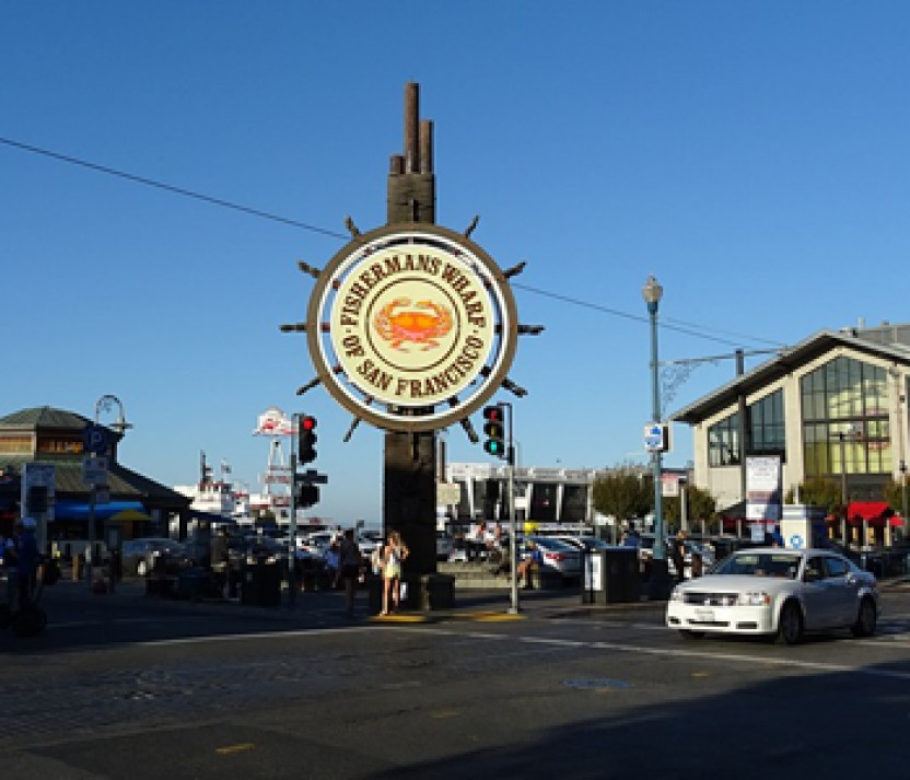 San Francisco Fisherman S Wharf Walking Tour
