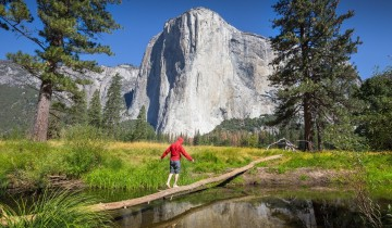 A picture of 3 Day Yosemite Valley and California Wine Tour from San Francisco
