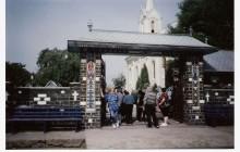 The Merry Cemetery