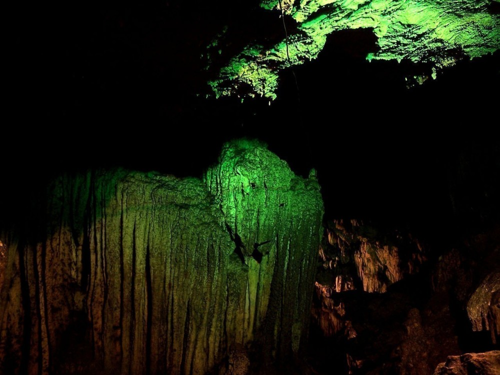 Lanquin Caves