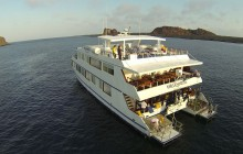 8 Day Galapagos Cruise on M/C Millennium - Itinerary B