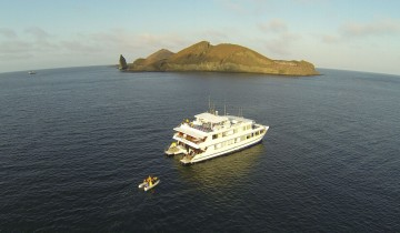 A picture of 6 Day Galapagos Cruise on M/C Millennium - Itinerary C
