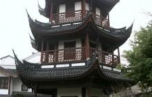 The Confucius Temple Of Shanghai