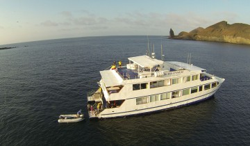 A picture of 6 Day Galapagos Cruise on M/C Millennium - Itinerary D