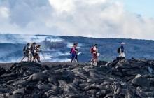 Kilauea Lava Hike