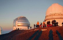 Mauna Kea Summit & Stars Adventure