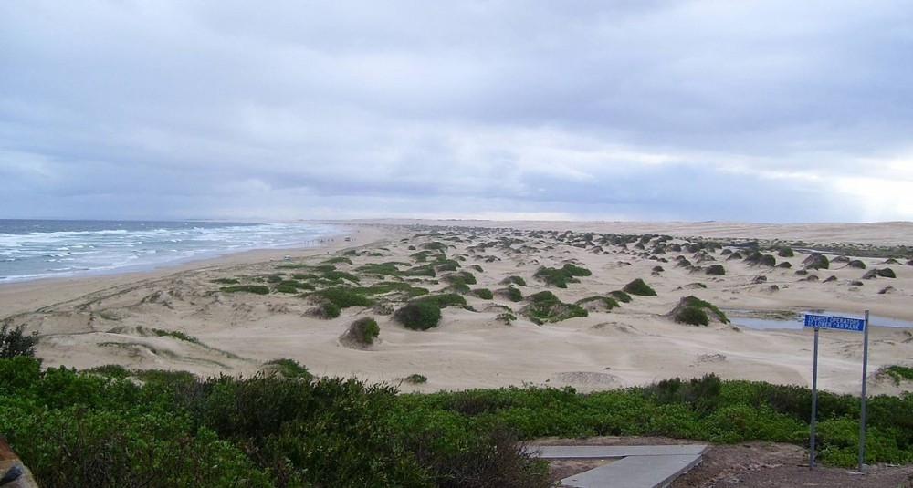 Stockton Beach