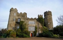 Afternoon Malahide Castle & Northern Coastal Tour