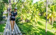4 Play! Dunn's Zip, Climb, ATV & Horse Ride From Montego Bay