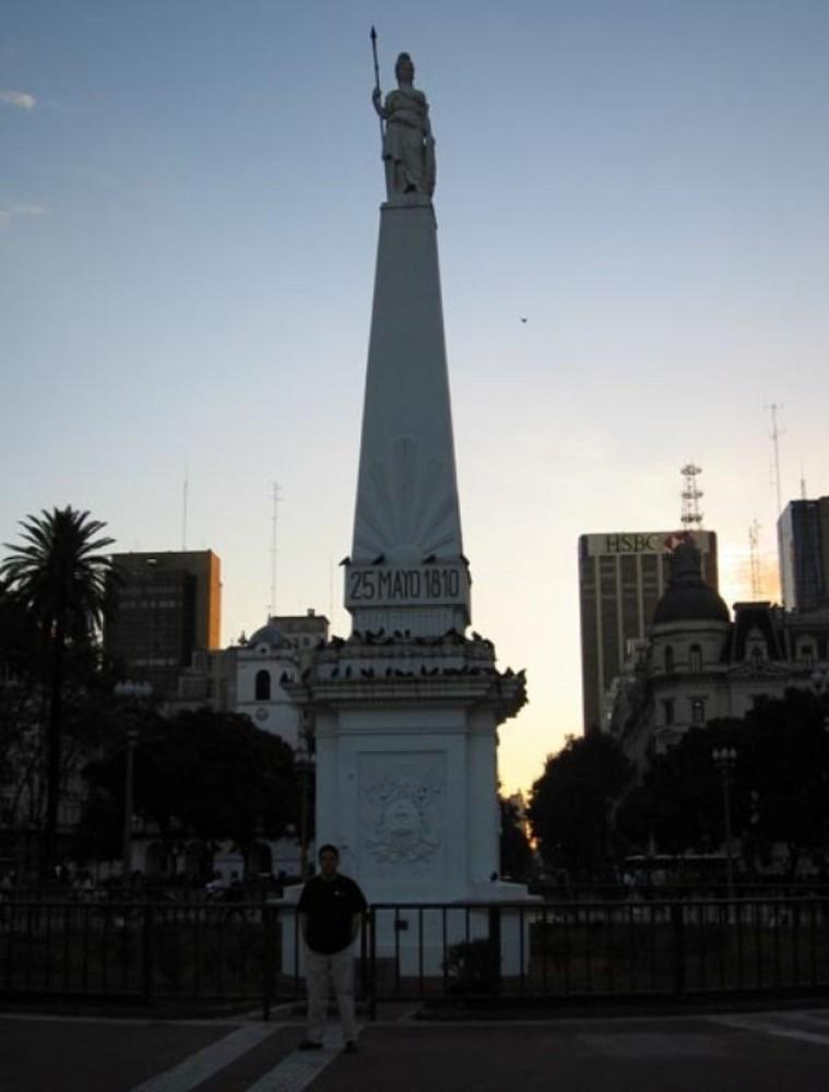 Plaza de Mayo - Argentina