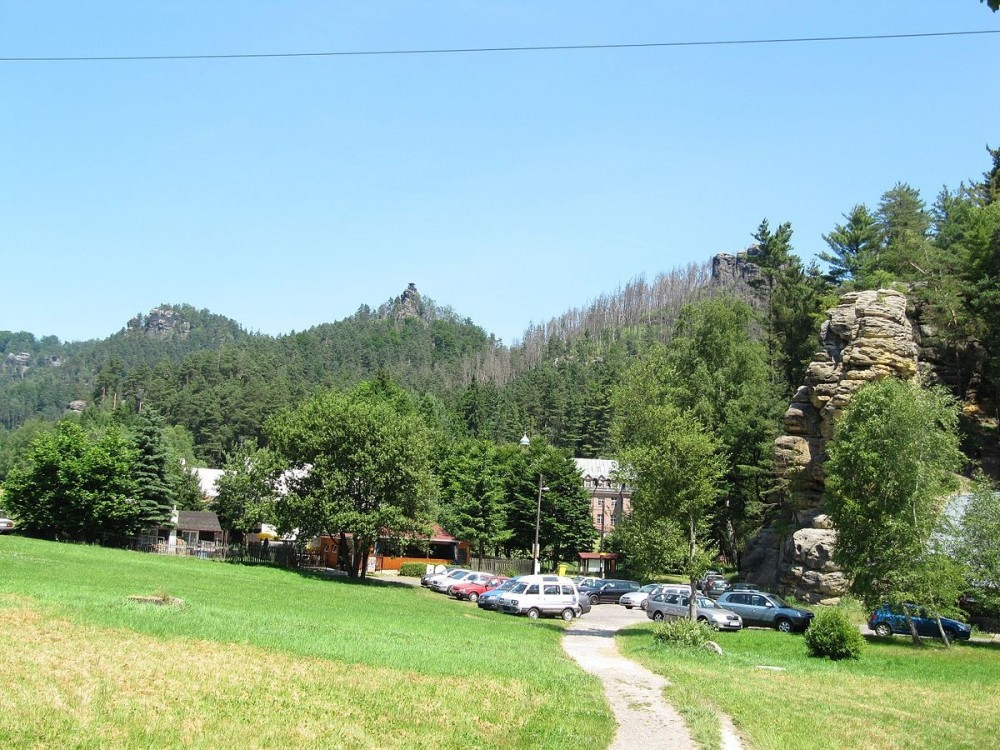 Mariina Rock - Jetřichovice