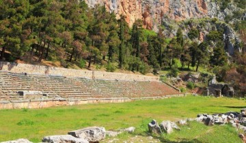 A picture of 2 Day Delphi Tour from Athens - Tourist Class