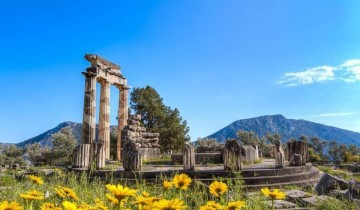 A picture of 3 Day Classical Tour from Athens - Tourist -Class