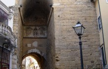 Door and Tower of Almedina
