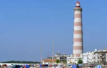 Lighthouse of Praia da Barra