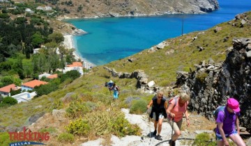 A picture of 8 Day Authentic Islands Hiking (Andros, Tinos)