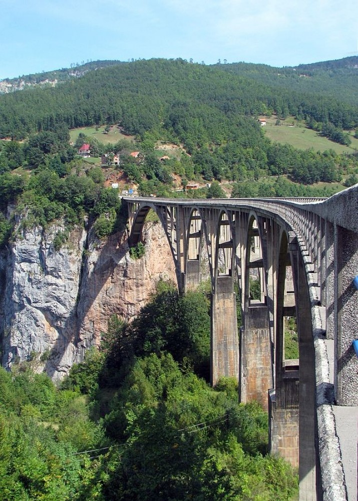 Durdevića Tara Bridge