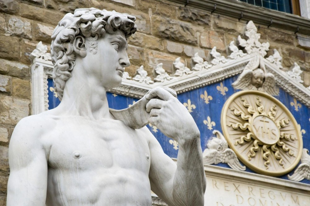 David & Michelangelo Small Group Tour
