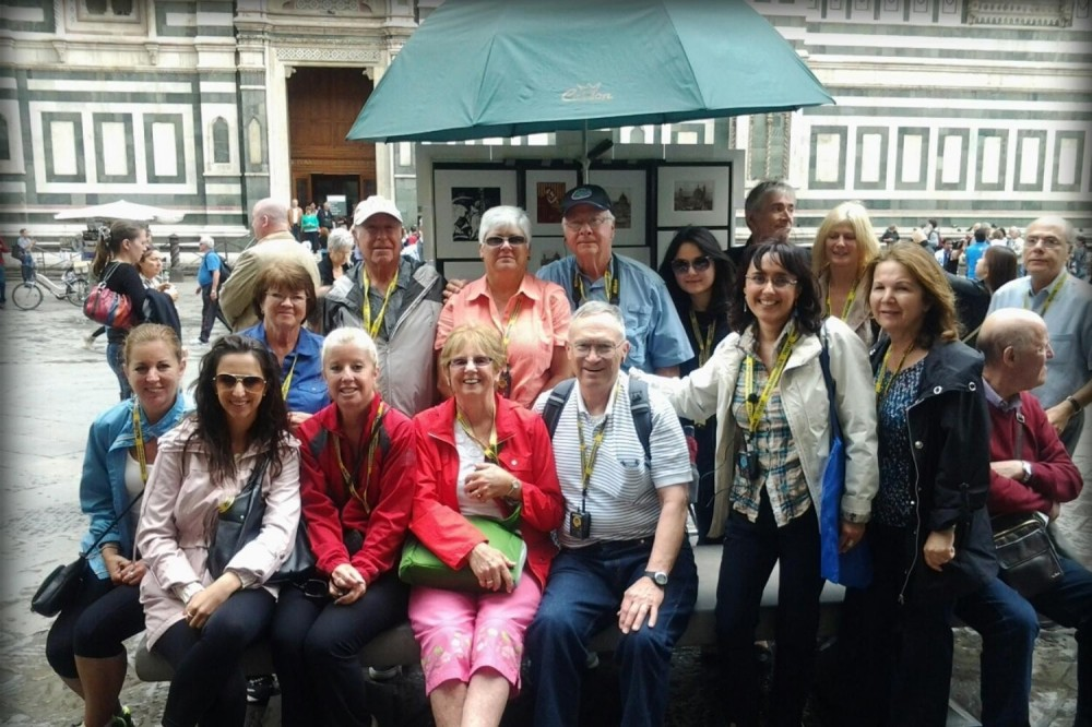 Florence in a Day Small Group Combo Tour