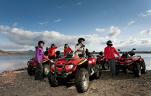 ATV and Golden Circle Tour