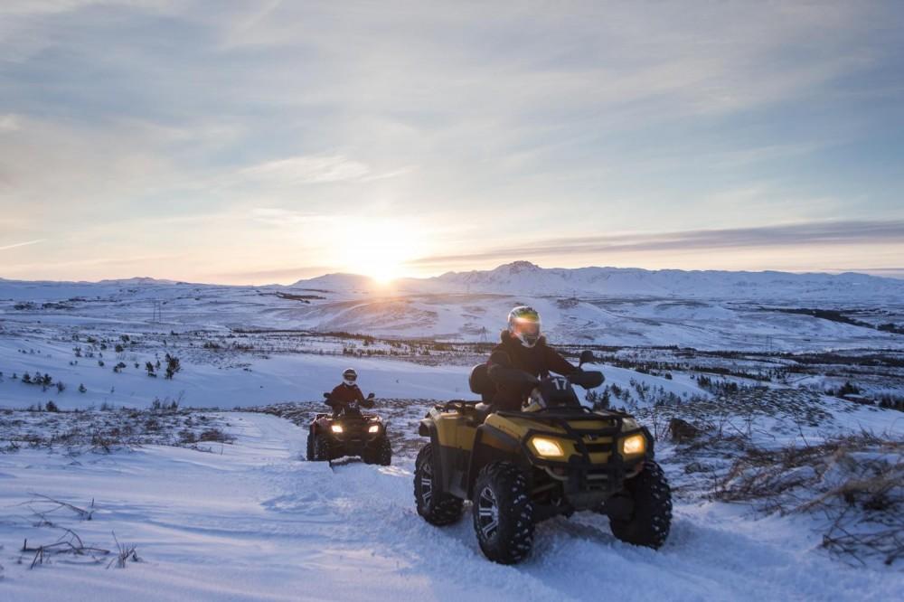 ATV And Northern Lights Tour