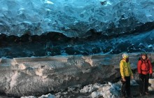 South Coast & Glacier Lagoon with Ice Cave (2 days)
