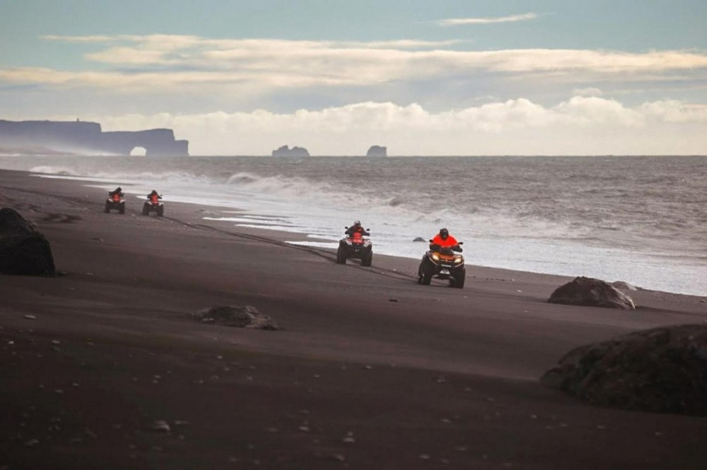 South Iceland Tour & ATV Adventure