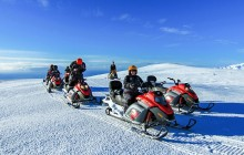 South Iceland & Snowmobile Adventure