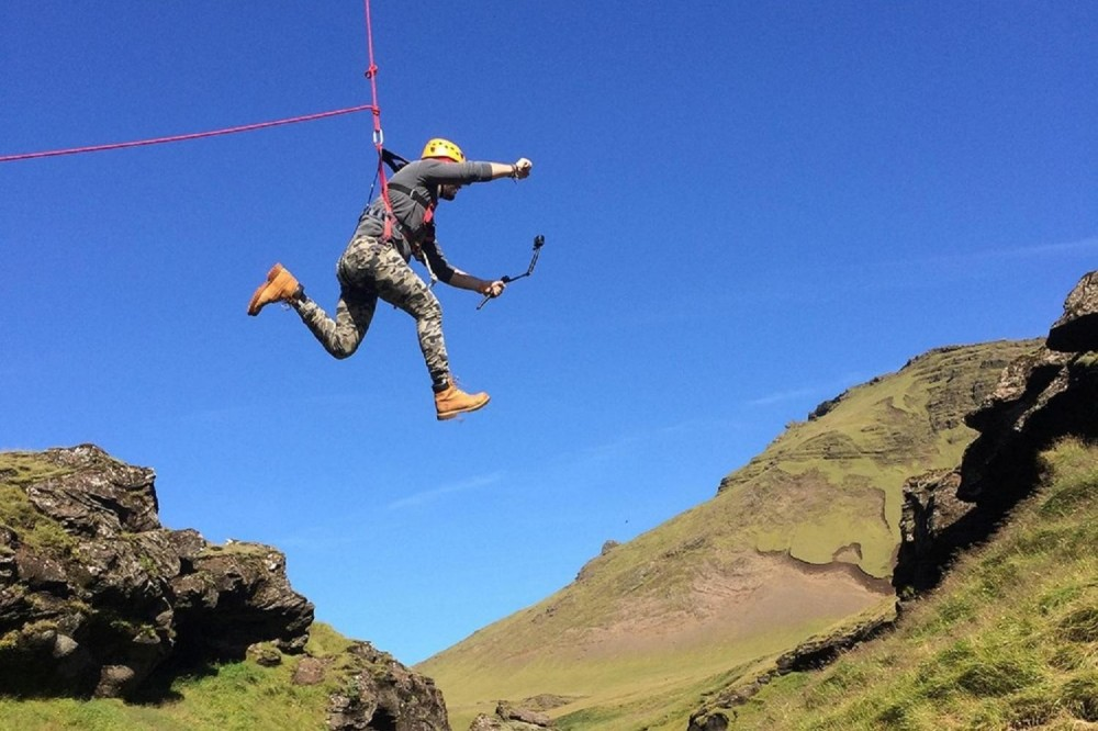 South Iceland & Zipline Adventure