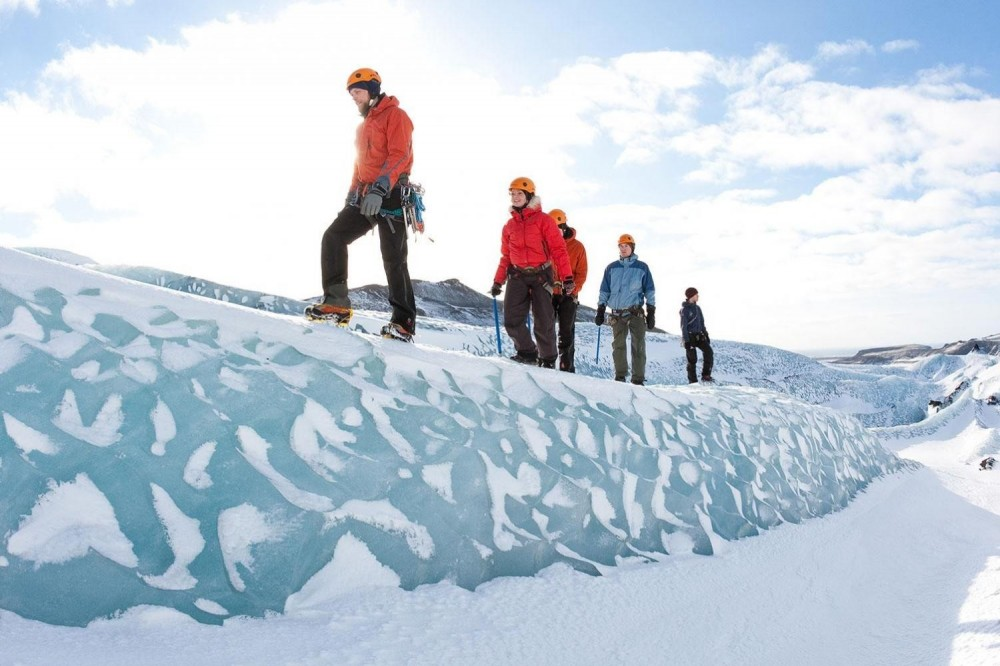 South Iceland and Glacier Hike Adventure