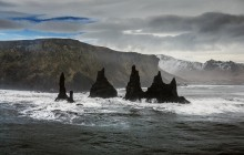 South Iceland, Waterfalls and Black Sand Beach